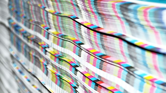 Color & end-to-end tracking are top of mind for print & mail operations