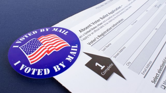 Vote-by-Mail's time has come