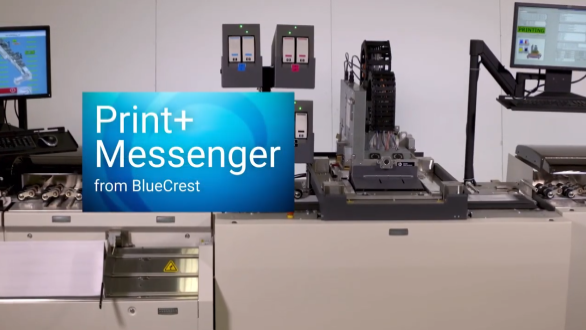 Print+ Messenger product video
