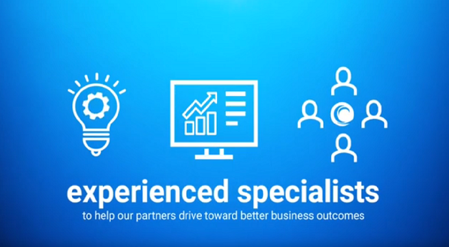 BlueCrest Professional Services helps our partners to drive toward better business outcomes.